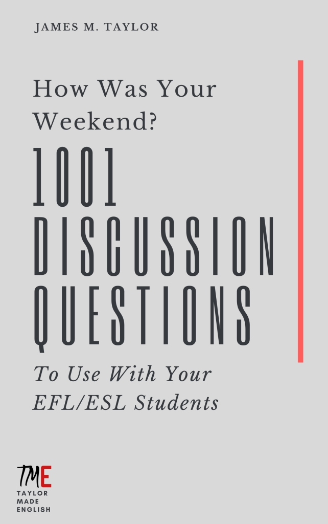 The cover of 1001 Discussion Questions